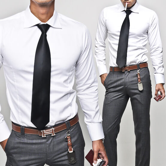 Shop for men's slim cut shirt online at Men's Wearhouse. Browse the latest slim cut shirt styles & selection from sisk-profi.ga, the leader in men's apparel. FREE Shipping on orders $99+!