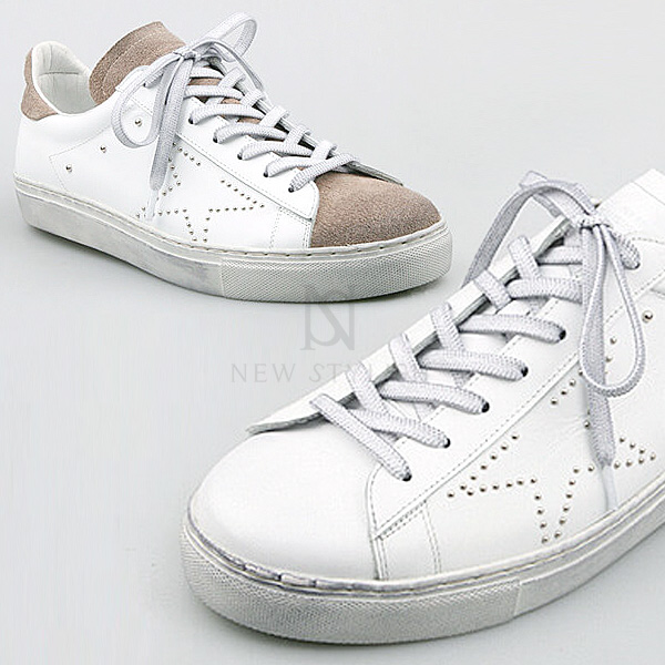 Urban vintage GG star sneakers, shoes