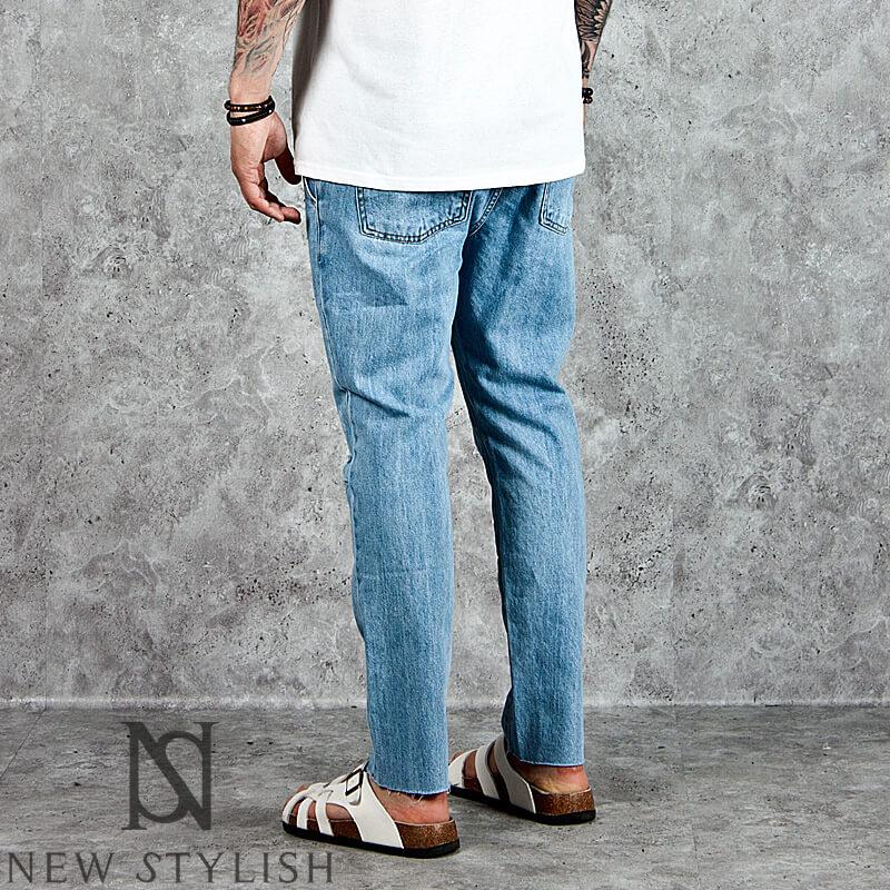 Banded Bottom Mens Shirts