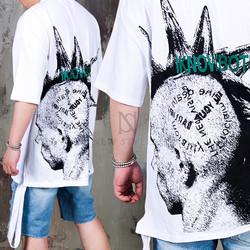 mohawk printed t shirts