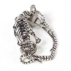 Metal tiger joint bracelet
