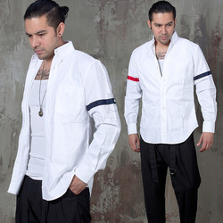 Sophisticate white oxford shirts