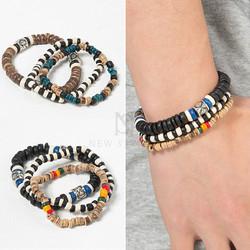 Indian vibe beads set bracelet