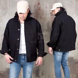 Vintage trucker cotton jacket