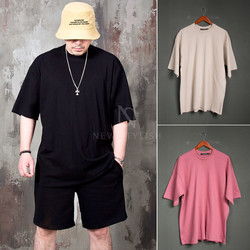 Plain loose t-shirts - 934