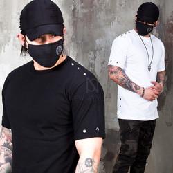 Side eyelet t-shirts