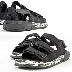 Camouflage sole sporty sandal - 451