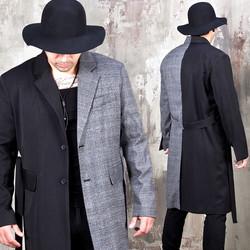 Half contrast single coat