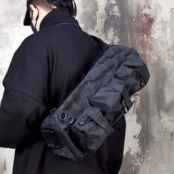 Techwear messenger cross bag