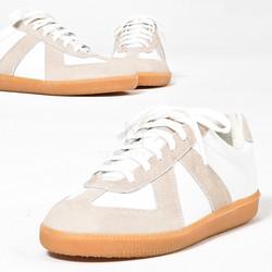 Sharp German sneakers
