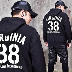 Virginia casual hoodie