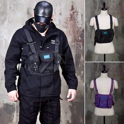 Techwear bag vest