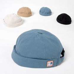 Linen docker cap