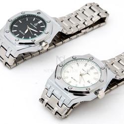Casual metal watch