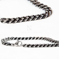 Surgical chain bracelet