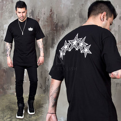 Star printed t-shirts