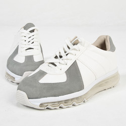 Contrast air sole sneakers