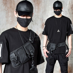 Techwear utility belt bag