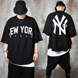 New York oversized t-shirts