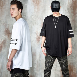 Double strap sleeve t-shirts