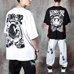 Punk smile t-shirts