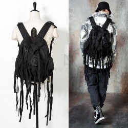Multiple strap backpack