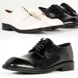 Oxford squared toe shoes