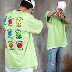 Smile emoji t-shirts