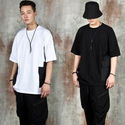 Big side pocket t-shirts