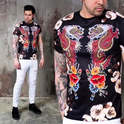 dragon round t shirts