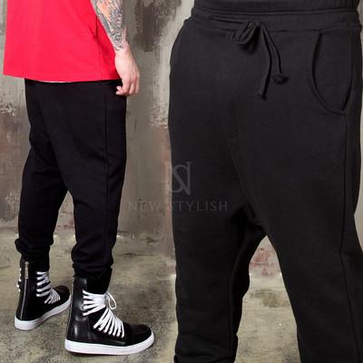 Simple baggy jogger sweatpants