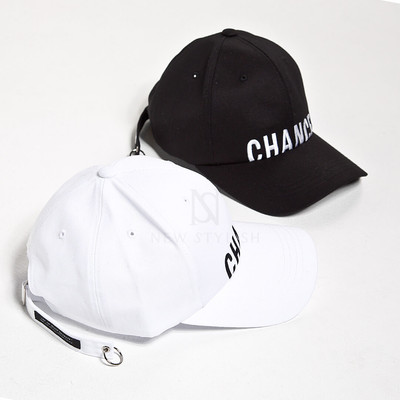 Chance lettering ball cap - 35