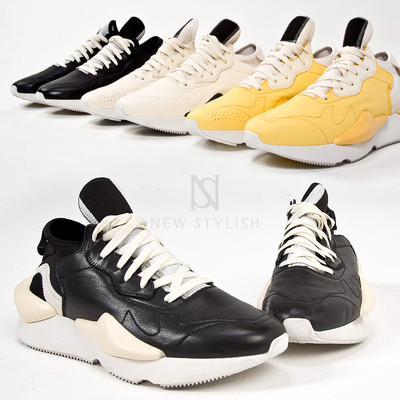 Contrast bulge accent sneakers - 455