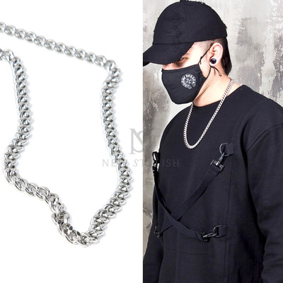 5mm surgical chain necklace