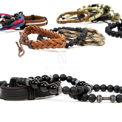 Multiple combination bracelet