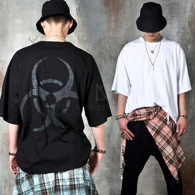 Bio hazard symbol t-shirts