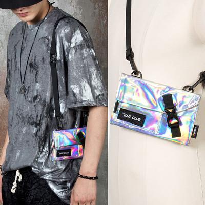 Prism rainbow light mini bag