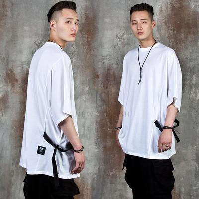 Side strap t-shirts
